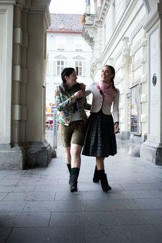 DIE PERFEKTE TRACHT ZUM AUFSTEIRERN | FASHION REPORT | My Café Au Lait Lifestyleblog | Mit Unterstützung von Seidl Trachten | Ploom Dirndl | Outfits: Anna Mlekuz | Hair & Make-Up: Manuela Fechter | Fotos: Jasmin | S❤