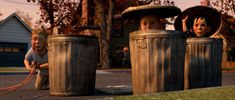 Mitchel Musso, Sam Lerner, and Spencer Locke in Monster House Scary Films, Monster House, Disney Animated Movies, Childhood Movies, Disney Xd, Cartoon Icons, Halloween Town, Disney Animation, Series Movies