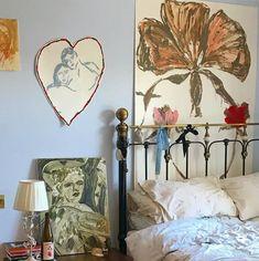 Uni Room, Pretty Room, Aesthetic Room Decor, Dream Rooms, Dream Bedroom, Dream Decor, My New Room, House Rooms, Decoration