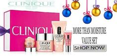 Try Clinique More Than Moisture Value Set. #cosmetics #beauty #makeup #giftsets #follow4follow #makeupbrushes #like4like #haircare #skincare #fragrances #freeshipping #sales #beautiful #shopping #online #bargains # #deals #products #items #holidays #celebs #perfumes #skin #discounts #amazing #beautyproducts #musthaves #trending #bestoftheday