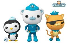 13x19 Inch The Octonauts Disney Jr Wall Art Poster Home Decor PERSONALIZE FREE
