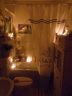 romantisch # Bad # Badezimmer