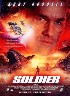 Soldier [Video] / una película dirigida por Paul W.S. Anderson
