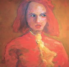 Spanish woman / Emil Nolde