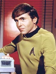 Star Trek  Walter Koenig as Ensign Pavel Chekov