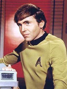 Star Trek  Walter Koenig as Ensign Pavel Chekov