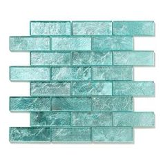 Solistone, Folia Glass 12 in. x 12 in. Juniper Glass Mesh-Mounted Mosaic Tile, 9055 at The Home Depot - Mobile