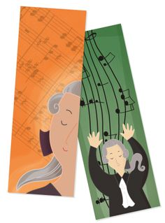 Bookmarks. by Nicole Curti, via Behance