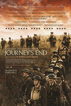 Paul Bettany Asa Butterfield and Sam Claflin in Journey's End 2018 Movies, Hd Movies, Movies To Watch, Movies Online, Movie Tv, Real Movies, Paul Bettany, Belfast, Angelina Jolie Movies