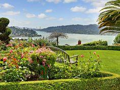 8 Via Paraiso West Tiburon California 94920 Single Family Home for Sales, Marin & San Francisco Luxury Real Estate