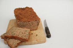 The perfect, no knead, quick to make healthy bread recipe