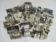Vintage Photographs  Black and White Photos  24 in by vintagenelly