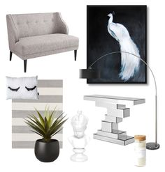 Home by.ch by carolinahernndezjj on Polyvore featuring polyvore, interior, interiors, interior design, dom, home decor, interior decorating, Madison Park, Eichholtz, CB2, Ceramiche Pugi and Surya