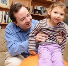 A Little Girl's Brain Injury Set Her Dad on a Quest for Treatment and Healing