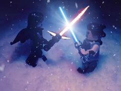 Duel on StarkillerBase - Another snow pic took it today! - Insta messed up the quality :( - lego @lego #legoedits #legogram #legostagram #legominifigures #legolife #tfol #brickculture #brickcentral #brickinsider #brickpichub #epictoyart #toydiscovery #legostarwars #starwars #starwarsexpanded @starwars #r2d2 #c3po #theforcecollective @theforcecollective #theforceawakens #bb8 #rey #finn #poe #hansolo #chewbacca #leia #kyloren #captainphasma #generalhux #starkillerbase