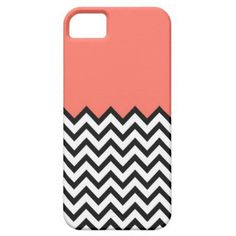 Coral Pink iPhone Case
