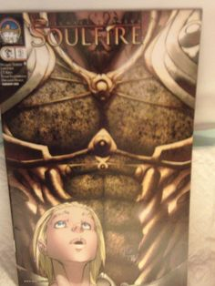 MICHAEL TURNER'S (SOULFIRE)-VOL 1,ISSUE 3-A-,2005-FIRST PRINTING-PYRE-PART 3
