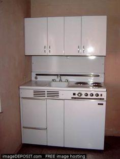 1961 stove/fridge/cabinet/sink - todays craigslist find - courtesy ...