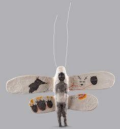 The Animal Inside/ Drawing/ Sculpture/ Mixed Media on Behance
