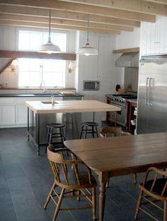 THE WINGHAM BARN - kitchen