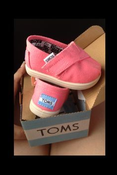 Baby Toms my child will have these