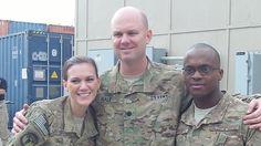Col Hale! DES Commander!  a Cal Hwy Patrol Officer back home. Super Dude!
