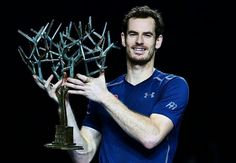Andy Murray's No. 1 Ranking Tops Winners and Losers at the Paris Masters Davis Cup, Tennis World, Winners And Losers, Andy Murray, 29 Years Old, Lifestyle News, Olympics, Fictional Characters, Nov 6