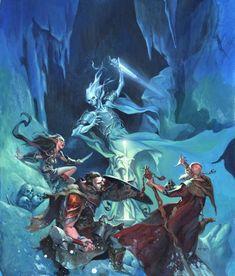 As incríveis ilustrações de fantasia para games de Jesper Ejsing