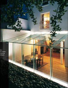 Rick Mather glass extension