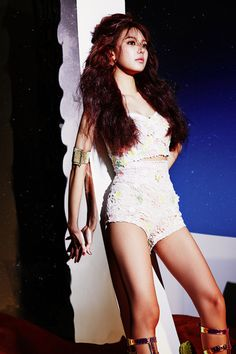 Girls'Generation Sooyoung - Lion Heart photo teaser - comeback 2015