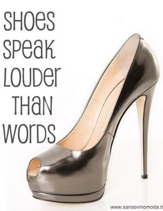 What do your #shoes say about you? #quote
