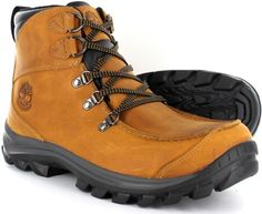 Factory Shoe Online : Mens > Winter and Hiking - Timberland Earthkeepers Chillberg Mid WP Wheat