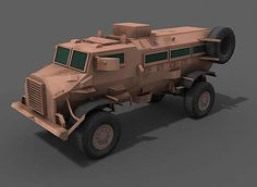 Buy Casspir - Armored Personal Carrier APC by on Casspir – Armored Personal Carrier APC South African Military vehicle used in certain parts of the world. Also seen i. Rogue Assault, Model Site, Military Vehicles, Military Car, Military Service, Sci Fi Movies, Apc, Troops, Truck