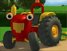 Farm Tractor Tom, Tractors, Monster Trucks, Toms