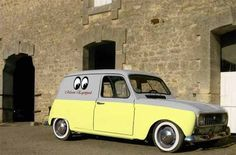 「renault 4l custom」の画像検索結果 Automobile, Beetle Car, French Classic, Citroen Ds, Old Cars, Concept Cars, Cars And Motorcycles, Vans, Volkswagen Beetles