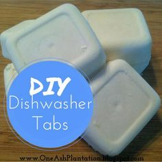 "Homemade Cleaning Dishwasher Tablets Recipe Homesteading - The Homestead Survival .Com ""Please Share This Pin"" recipe Homemade Cleaning Products, Cleaning Recipes, Natural Cleaning Products, Cleaning Hacks, Cleaning Supplies, Cleaning Solutions, Laundry Supplies, Dishwasher Tabs, Cleaning Your Dishwasher"