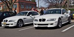 Pair of shoes: 2002 (L) and 2001 Alpine White M Coupes