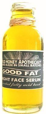 Good Fat Face Serum | Wild Honey Apothecary