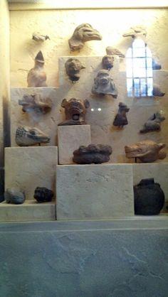 Mayan made critters