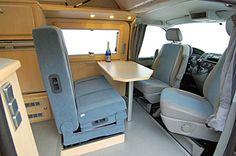 Sprinter Camper Conversion, Van Conversion Campervan, Van Conversion Interior, Off Road Camper Trailer, Camper Caravan, Truck Camper, Build A Camper Van, Camper Van Life, Ducato Camper