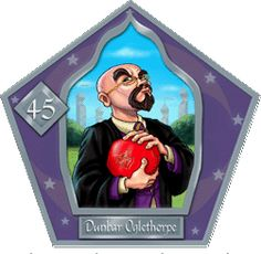 Dunbar Oglethorpe--1968 - present Chief of Q.U.A.B.B.L.E. (Quidditch Union for the Administration and Betterment of the British League and its Endeavors).