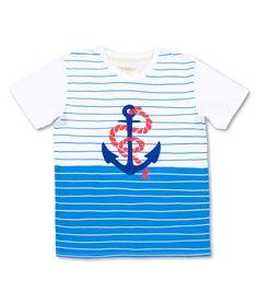 Marine Design Short Sleeve