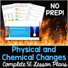 Periodic table and reactivity complete 5e lesson plan 8th grade high school science physical and chemical changes complete 5e lesson plan more information more information periodic table urtaz Choice Image