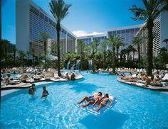 Flamingo Hotel Las Vegas Swimming Pool