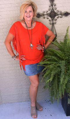 50 IS NOT OLD | CROCHET AND FRINGE