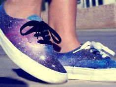 ~Magical ~Vans ~Galaxy