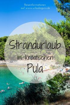 Geheimnisvolles Pula im Norden Kroatiens Croatia is increasingly becoming a trend target! Whether it's a beach vacation or a city break - both are possible in Croatia. Pula, Visit Croatia, Croatia Travel, Europe Destinations, Holiday Destinations, Travel Magazines, Travel Goals, Vacation Travel, Travel Hacks