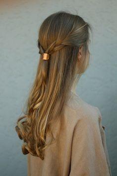 Pretty Hairstyles, Easy Hairstyles, Hairstyles Videos, Hairstyles 2016, Casual Hairstyles, Medium Hairstyles, Vintage Hairstyles, Athletic Hairstyles, Hair Cuffs