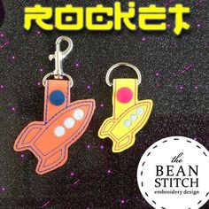 Rocket - TWO Sizes INCLUDED!