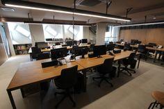 「株式会社ニード」のオフィスデザイン - WALL(ウォール)